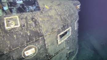 Százezerszeres sugárzási szintet mértek a Komszomolec szovjet atomtengeralattjáró roncsánál