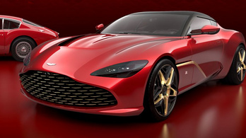Újra alkot az Aston Martin-Zagato páros