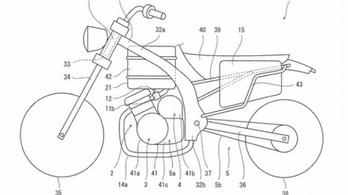 Hibrid kismotort tervez a Kawasaki