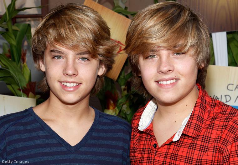 Dylan és Cole Sprouse