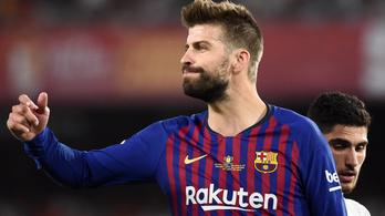 2,1 millió eurót kell fizetnie az adócsaló Piquének
