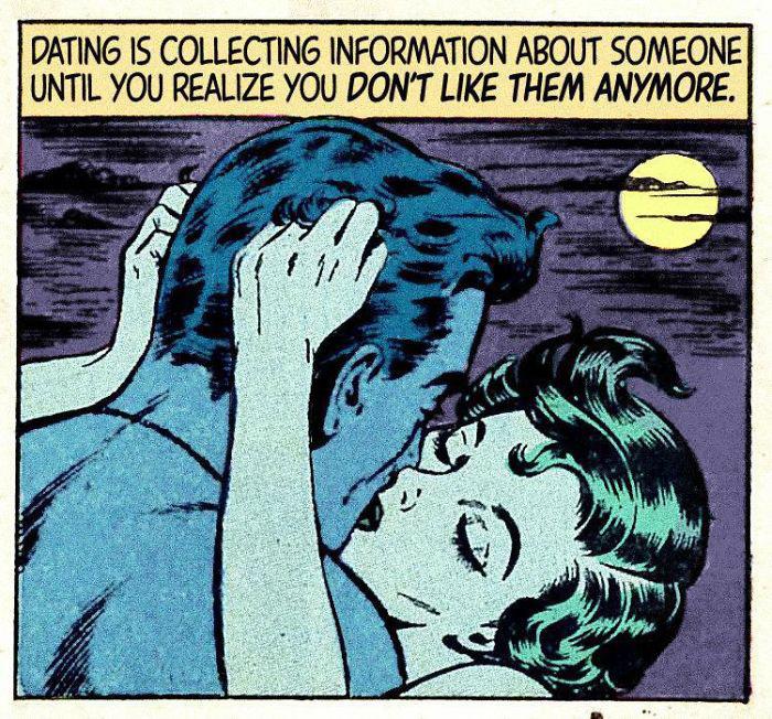 - A randizás azt jelenti, hogy információkat gyűjtesz a másikról egészen addig, amíg rá nem jössz, hogy már nem kedveled többé.