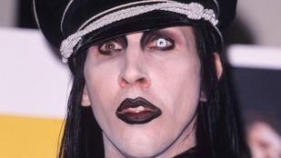 Marilyn Manson Stephen King könyvéből készült sorozatban fog szerepelni
