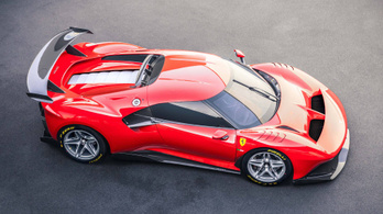 Ferrari, amiért a milliárdosok is sorban állnak