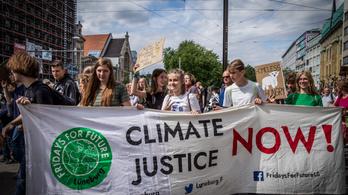 A nagyvállalatok vezetői is megijedtek a klímaváltozástól