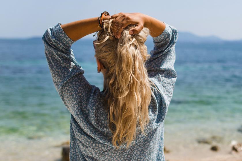 Mit művel az UV-sugárzás a hajjal? Durván károsodnak a szálak, ha erre nem figyelsz