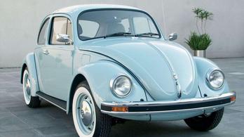 Elbúcsúztatták a VW Beetle-t