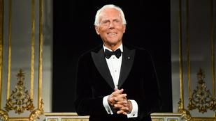 10 dolog, amit nem tudott a ma 85 éves Giorgio Armaniról
