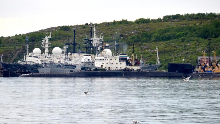 Mit csinált az orosz Gömbcsikó a tenger mélyén?