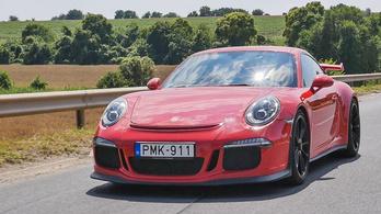 Használtteszt: Porsche 911 GT3 - 2014.