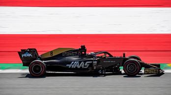 A szezon közepén lelépett a Haas F1 főszponzora