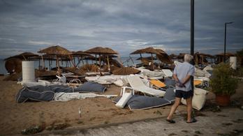 Tájfun, hurrikán, tornádó: borzasztó volt
