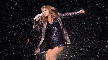 Taylor Swift volt a legjobban kereső sztár tavaly