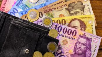 A fiatalok felének van megtakarítása, átlagosan 517 ezer forint