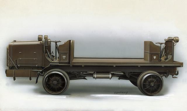 Scania-Vabis T