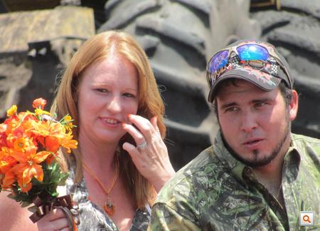 Az ifjú pár - forrás: Picasa - kattintson a képre, nagyon sok fotó van még!