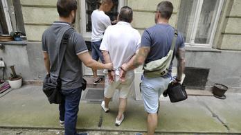 Vevőin keresztül kapták el az idősödő kokaindílert