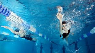 Ezért annyira egészséges az úszás