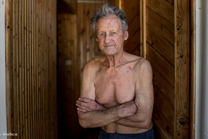 Antal Jenő évekig dolgozott a bazaltbányában