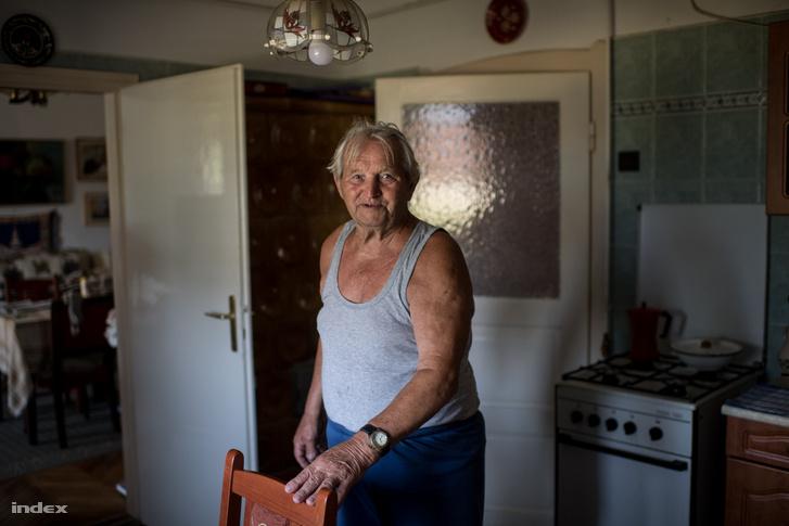 Rezsuta István a munkatáborban élt, badacsonytomaji lány lett a felesége és ma is itt él