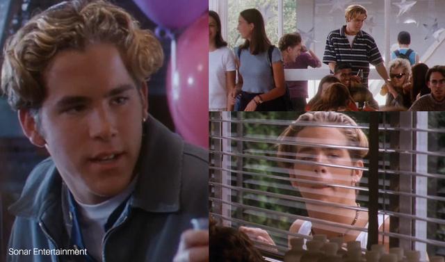 Ryan Reynolds a Sabrina, a tiniboszorkány című filmben