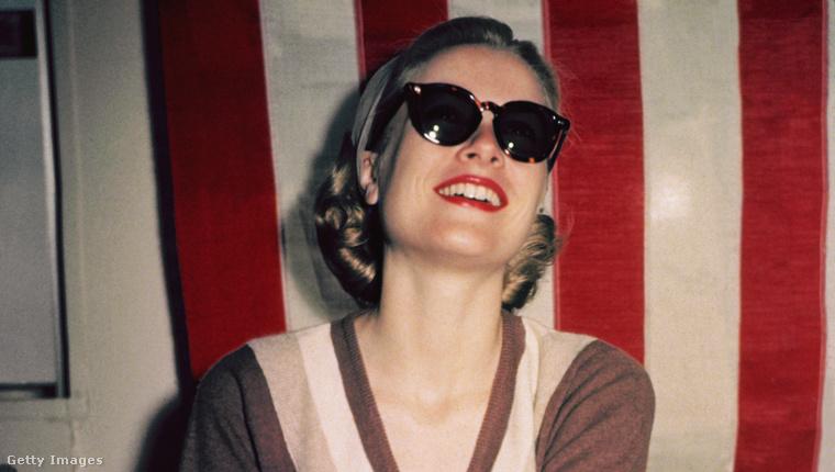2. Grace Kelly