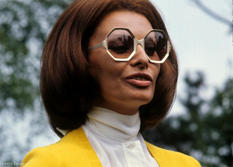 4. Sophia Loren