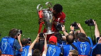 Hosszabbított Liverpoolban a BL-döntő gólszerzője