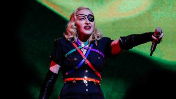 Madonna most már igazán visszavonulhatna