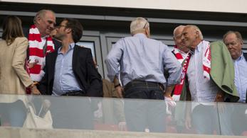 Fogadott a Bayern-elnök a Red Bull-tulajjal Gulácsiék bajnoki címében