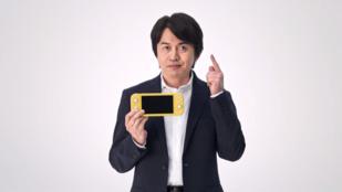 Bemutatták a Nintendo Switch Lite kompakt konzolt