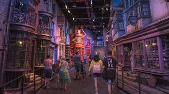 Kigyulladt a londoni stúdió, ahol a Harry Pottereket forgatták