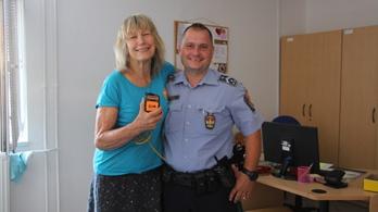 Húsz éve futja körbe a világot, Magyarországon elveszett a GPS-e