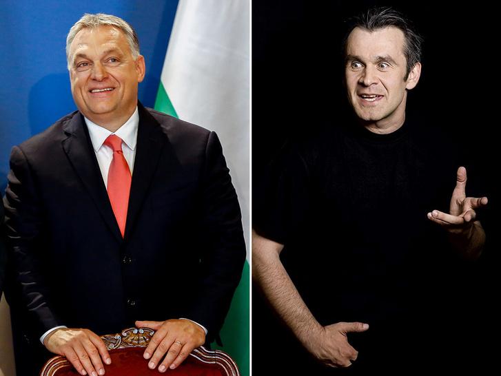 Orbán Viktor, Radu Banzaru