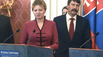 Čaputová: A V4-eknek akkor van értelme, ha megjelenítik a jogállamiságot és a demokráciát