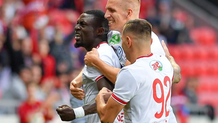 A DVSC, a Fehérvár és a Honvéd is győzelemmel kezdett az Európa Liga selejtezőjében