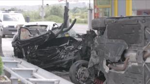 Elengedte a horvát rendőrség a magyar autósokat letaroló BMW sofőrjét