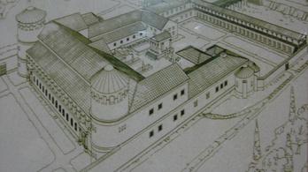 Hadrianus palotáját rekonstruálni nem kell félnetek jó lesz