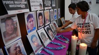 Mindig van lejjebb: Orbánék eltussolnák a fülöp-szigeteki tömeggyilkosságokat