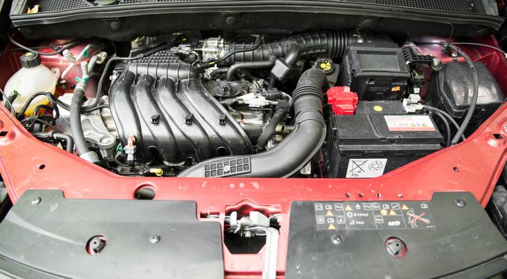 102 ló 5500-as fordulaton és 156 Nm@4000