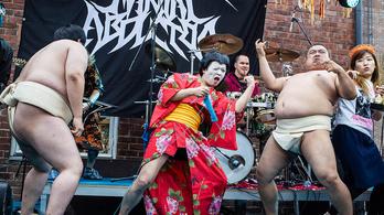 Japánok nyerték az első heavy metal-kötő világbajnokságot