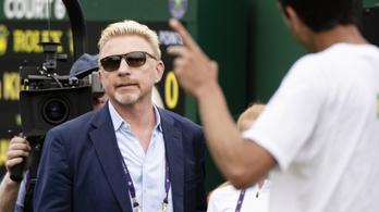 246 millió forintot fizettek Boris Becker trófeáiért