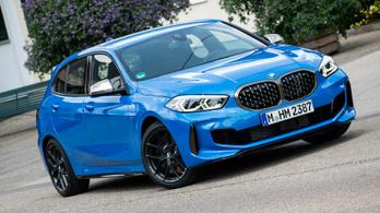 Menetpróba: BMW 1-es sorozat – 2019.