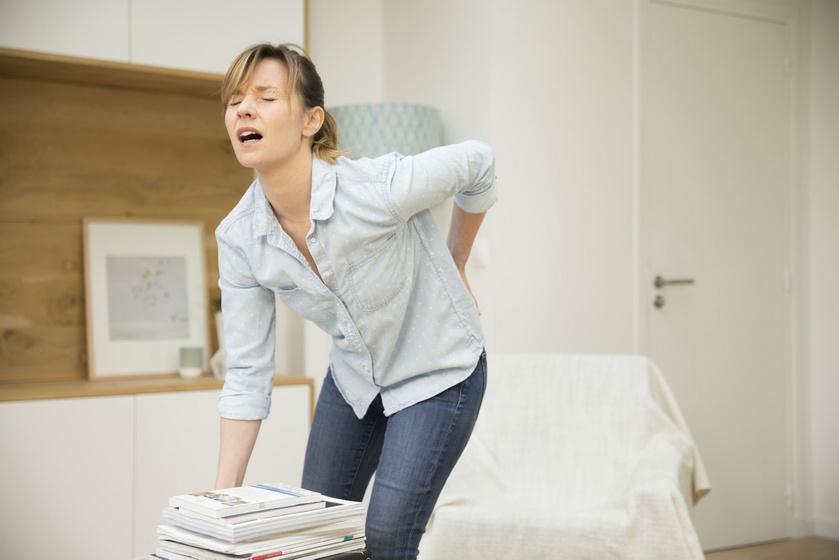 A krónikus hát- és derékfájást is meg lehet előzni.
