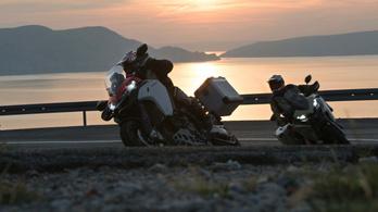 Pletyka: V4-es lehet a következő Ducati Multistrada