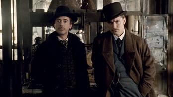 A Rocketman rendezője kaphatja meg a következő Sherlock Holmes-filmet