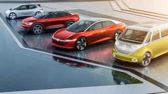 Volkswagen-alapú villanyautón dolgozik a Ford