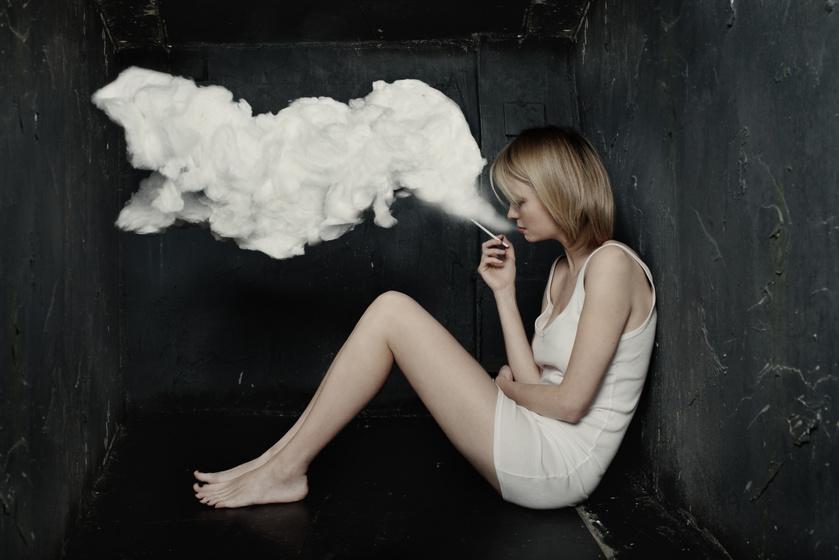 dohányzás, rák kialakulása