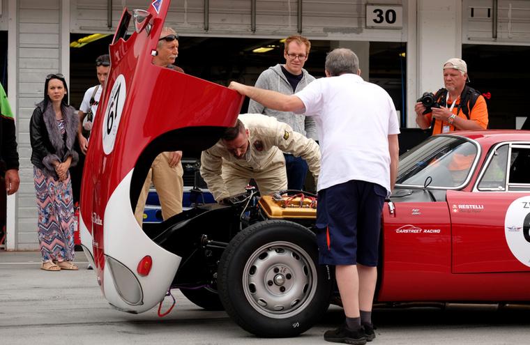 Oké, honnan lesz még egy hengerünk az Alfa TZ-be?