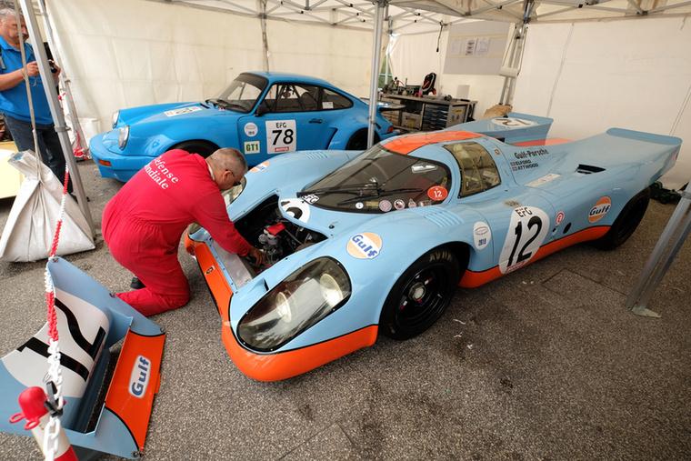 Ezzel a 917-essel (konkrétan) kezdődött a Porsche végeláthatatlanul hosszú Le Mans-i (sebringi, C csoportos ésatöbbi) egyeduralma a pályákon